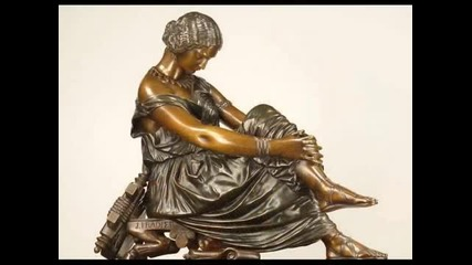 Art Nouveau Sculptur-classic Music