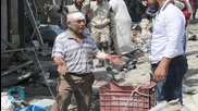 Syrian Rebels Set Eyes on Divided Aleppo