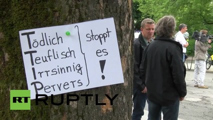 Germany: 'Stop G7 Elmau' protesters hold final rally to thank local residents for support