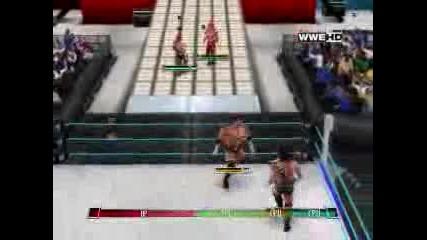 Cm Punk & Edge Vs Dx Wwe Impact 2.0 + Download