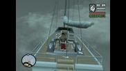Gta Sa Flying Boat / Летяща Лодка