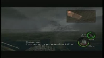 Youtube - Resident Evil 5 Walkthrough Part 23 - Irvings Transformation