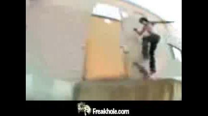 Skate Психопат. Street + Freestyle