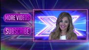 Stephanie Nala sings Baby D's Let Me Be Your Fantasy - Arena Auditions Wk 2 - The X Factor Uk 2014
