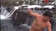 Искрен Пецов - В реката при минус 2 градуса