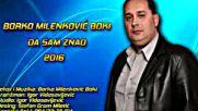 Borko Milenkovic Boki - Da sam znao Audio 2016