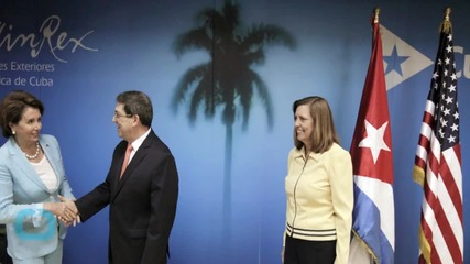 Cuba & U.S. Conclude Latest Round Over Diplomatic Ties' Talk