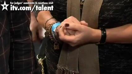 12 - годишния Ронан Парк смая Публиката - Britain's Got Talent 2011