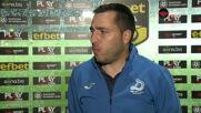 От Дунав обясниха защо титулярите не играха срещу Ботев