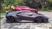 Lamborghini Sesto Elemento Walk Around