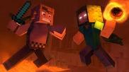 _Take Back the Night_ - A Minecraft Original Music Video