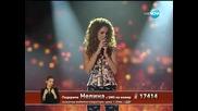 X Factor Нелина Георгиева - елиминации - 13.12.2013 г