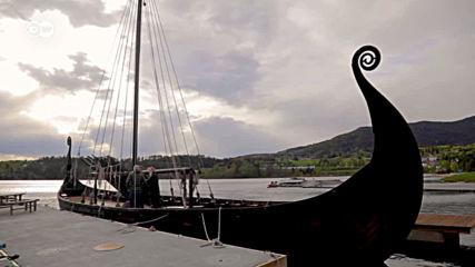 Норвегия: един ден в училище за викинги