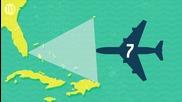 Странни факти за Бермудския триъгълник