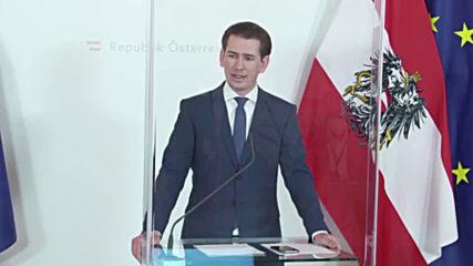 Austria: Kurz announces he is under investigation by anti-corruption prosecutors