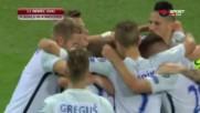 Словакия - Словения 1:0 /репортаж/
