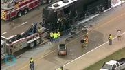 Lady Antebellum's Tour Bus Involved in a Scary Highway Fire
