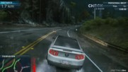 Need for speed most wanted 2012 beat porsche 918 spider