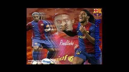 Snimki na C.ronaldo i Ronaldinho