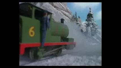 Thomas & Percy - Christmas Adventure