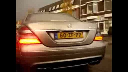 Mercedes S65 Amg sound V12 Bi - Turbo