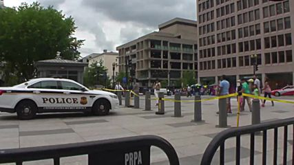 USA: Suspicious package puts White House on lockdown