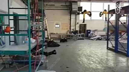 Russia: 3 killed, 12 injured as factory roof collapses near Moscow
