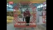 Дагестански Коментатор за -  Голям  Адронен  Ускорител
