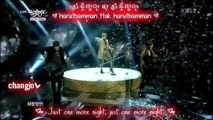 Teen Top Missing You Live [eng Sub Rom Han] Hd