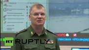 Russia: Syria airstrikes sees 9 targets hit in 25 flights by Air Force