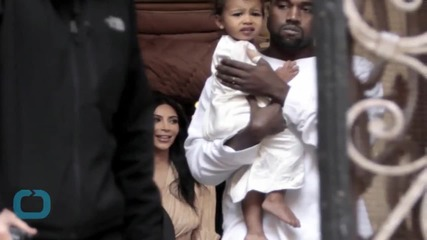 North West's Godmother Revealed! All the Details on Her ''Special'' Baptism in Israel