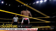 """Swerve"" wants another crack at Santos Escobar: NXT Takeoff to TakeOver, Sept. 23, 2020"