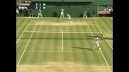 Federer Vs Nadal - The 2007 Wimbledon Final