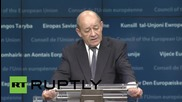 Belgium: France historically invokes EU mutual assistance accord in response to Paris attacks