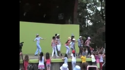 Танц от мюзикала
