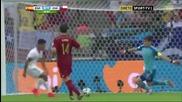 Испания отпаднаха с 2:0 от Чили!