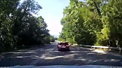 """""""Моята новина"""": Как не трябва да се спира автомобил за проверка"""