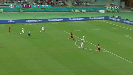 Швейцария - Турция 3:1 /репортаж/