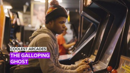 Coolest Arcades: The Galloping Ghost is for serious retro gamers