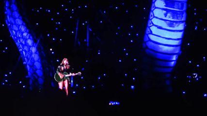 На живо от Кливланд! Taylor Swift - Babe - Reputation Stadium Tour