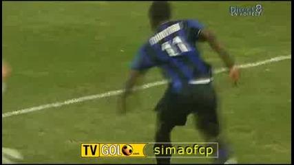 30.07 Монако - Интер 0:1 Диего Милито гол ! Контрола