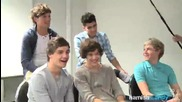 One Direction - Интервю с Hamish & Andy