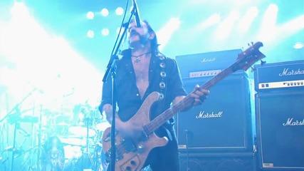 Motorhead - 13. Sacrifice (live)