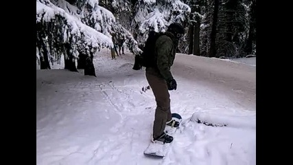 snowboard затова мразя спирам гората нужда