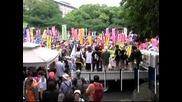 Япония рестартира ядрените си мощности на фона на протести