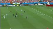 Испания – Холандия, среща от Световното първенство по футбол – Бразилия 2014 – 13 юни 2014 Chast 1