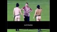 Футбол само за педераси