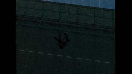 Left 4 Dead Луис се опитва да спаси Францис
