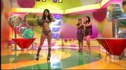 Jazmin Pinedo, Vanessa Tello, Giannina Lujan, Rocio Miranda, Andrea Luna, Sully Saenz, Y. Lopez