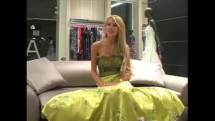Ужас!! Мис България Антония Петрова и трагичният английски в презентацията си за Мис Свят
